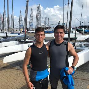 Gran Actuación de Javier Acosta en el UK National Championship2019
