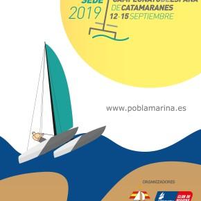 AR Campeonato de España Catamarán2019