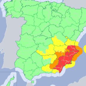 La DANA deja desierto el Campeonato de España deCatamaranes