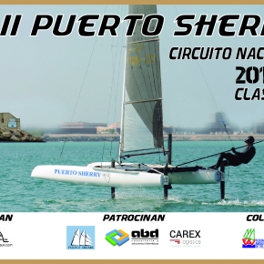 II Puerto Sherry Foiling Clase A