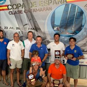 El Valenciano Rafa Gómez Polo vencedor indiscutible del II Trofeo Puerto Sherry ClaseA