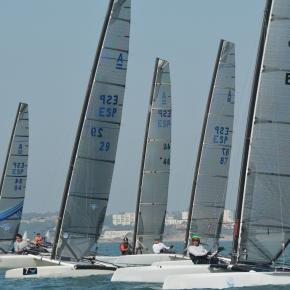 Asalto final a la III liga de Catamarán PuertoSherry