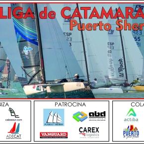 V Liga Catamarán PuertoSherry