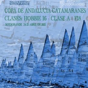 I Copa Andalucía Catamarán 2021Sotogrande