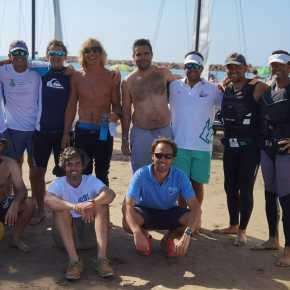Pobla Marina corona los nuevos Campeones de España de Catamarán –ADECAT