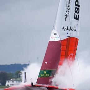 Los mejores regatistas del mundo se darán cita en Cádiz con motivo del Spain Sail Grand Prix | Andalucía –Cádiz
