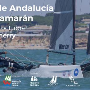 Segunda Copa de Andalucía de Catamarán2021